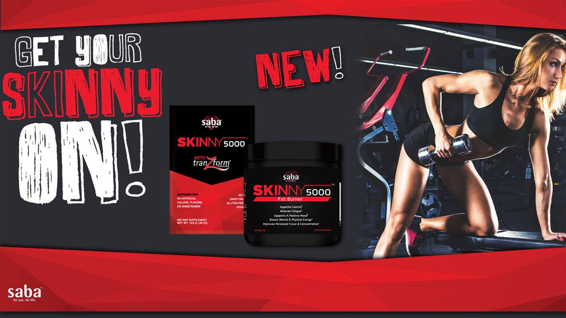 Saba ACE & Skinny 5000