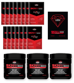 SKINNY 5000/KETO PACK: $300